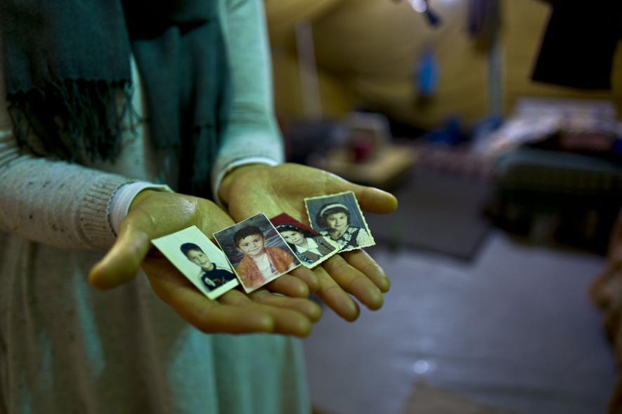 ผู้อพยพชาวซีเรีย