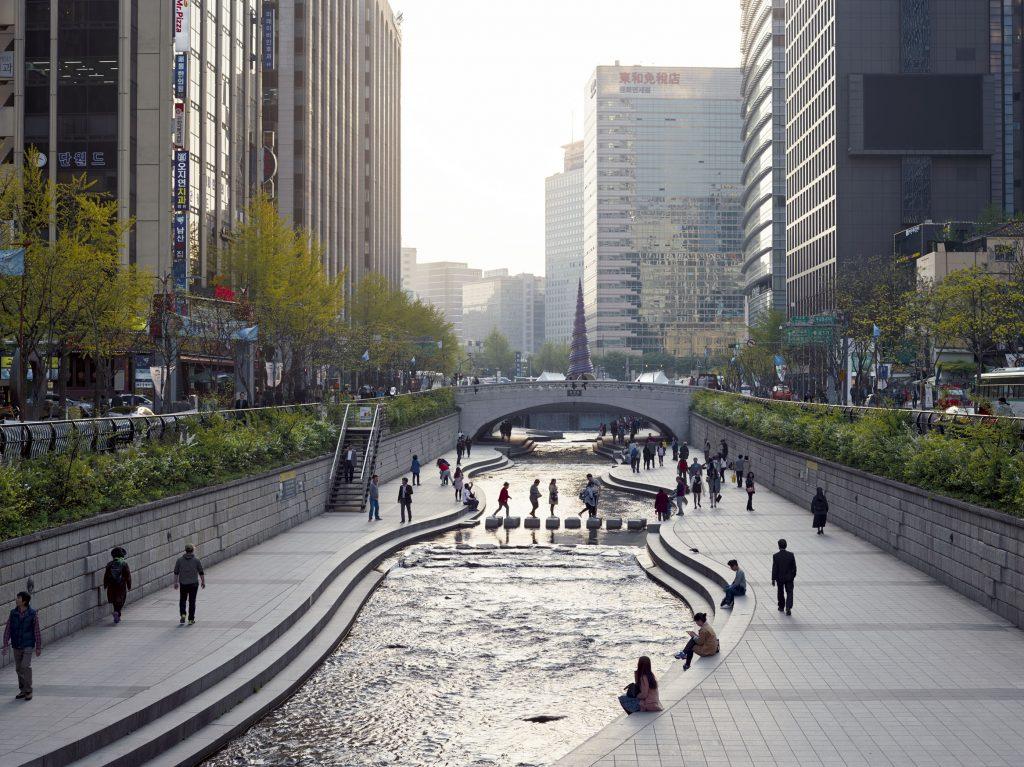 อุทยานกลางเมือง สวนสาธารณะในโลกสมัยใหม่