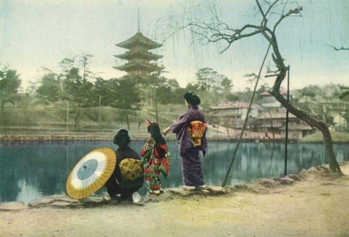 ภูมิศาสตร์เมืองญี่ปุ่น