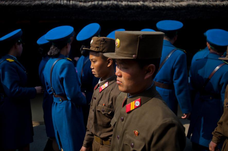 กองทัพเกาหลีเหนือ
