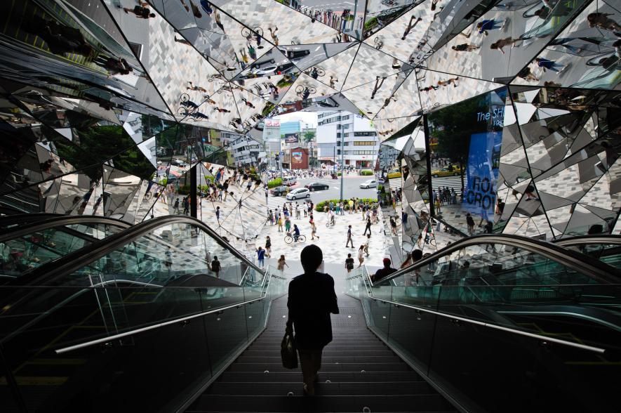 นวัตกรรมอาคารในเมือง