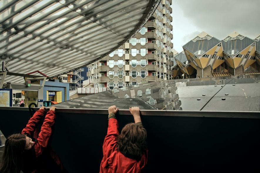 นวัตกรรมของอาคารในเมือง