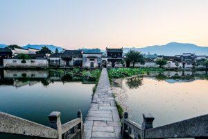 มรดกโลก หมู่บ้านหงชุน