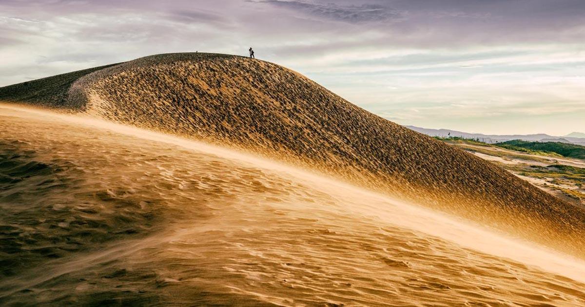 ภาพทะเลทราย