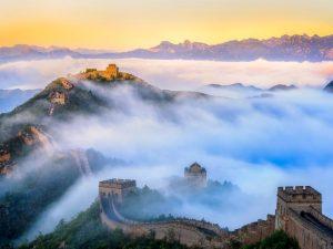 กำแพงเมืองจีน มรดกโลก