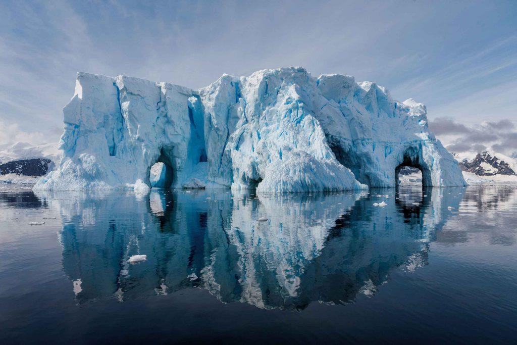 วิกฤติ น้ำแข็งขั้วโลกละลาย