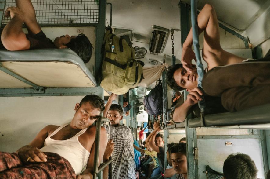 รถไฟอินเดีย