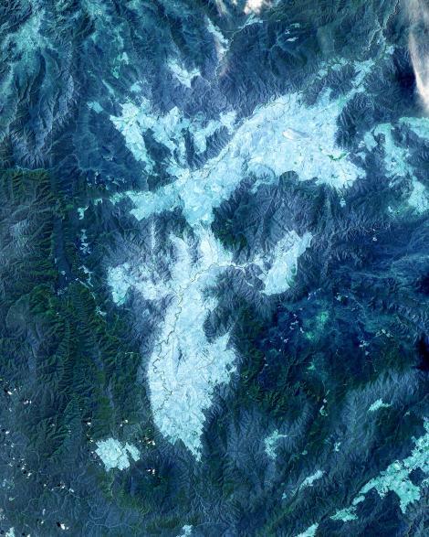 ภาพถ่ายดาวเทียม