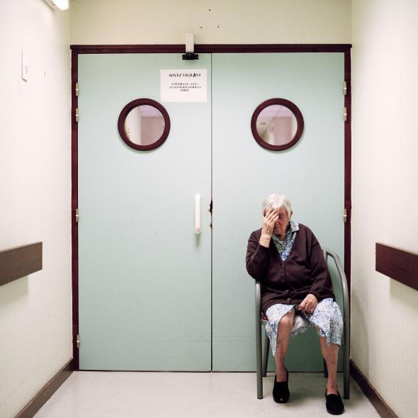 ผู้ป่วยอัลไซเมอร์