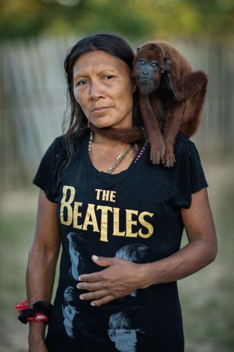 คนและลิง