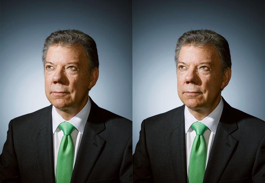 ประธานาธิบดีโคลอมเบีย