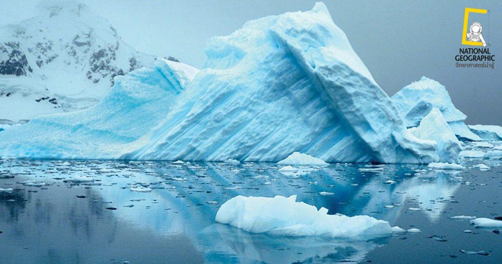 วิทยาศาสตร์, น้ำแข็ง, ความหนาแน่น, สมบัติของน้ำ ความหนาแน่นของน้ำ