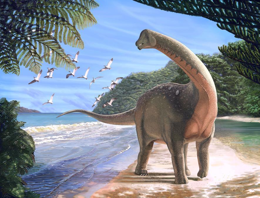 ไดโนเสาร์ยักษ์