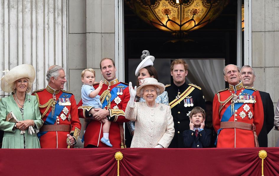 สมเด็จพระราชินีนาถเอลิซาเบธที่ 2