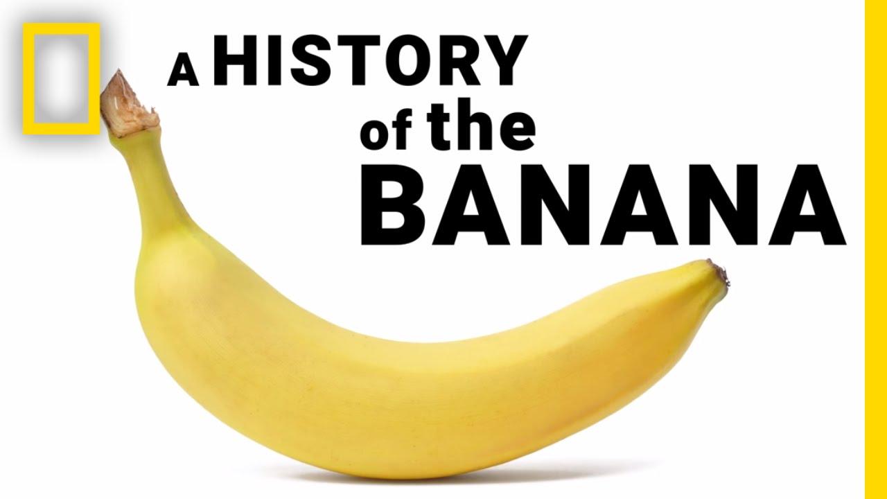 ประวัติศาสตร์กล้วย