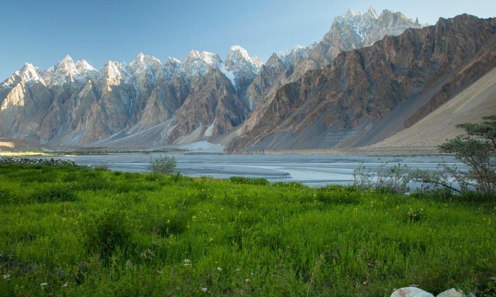 ปากีสถาน, ธรรมชาติ, ท่องเที่ยว, สถานที่ท่องเที่ยว, อุทยานแห่งชาติ, Hunza