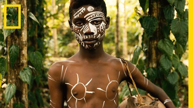 ชนเผ่าแอฟริกา