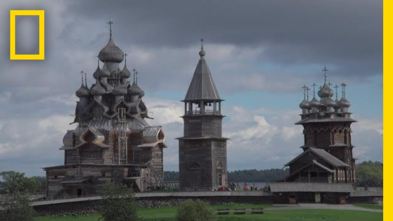 โบสถ์ไม้รัสเซีย