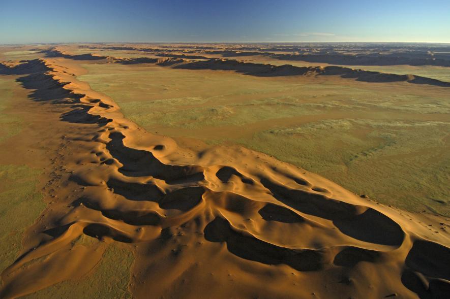 ทะเลทรายนามิเบีย
