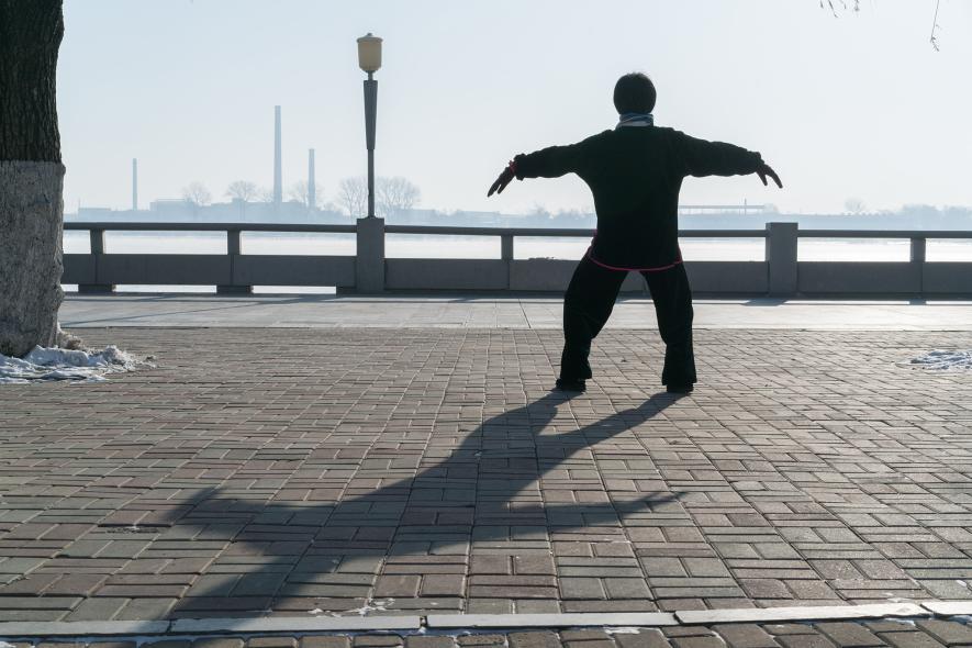 ชายแดนจีน-เกาหลีเหนือ