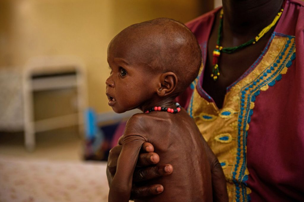 เด็กในแอฟริกา