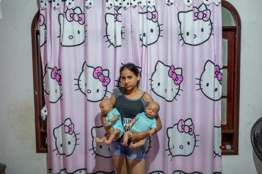 การตั้งครรภ์ในวัยรุ่น