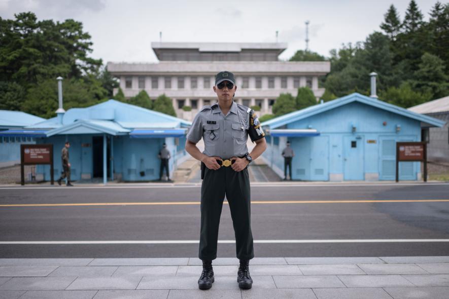 เกาหลีเหนือและเกาหลีใต้