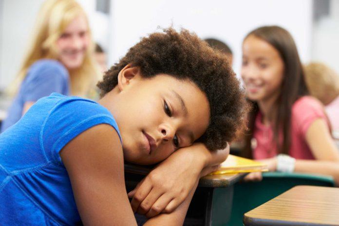 สุขภาพจิต, เด็ก, เพื่อนกลั่นแกล้ง, ห้องเรียน