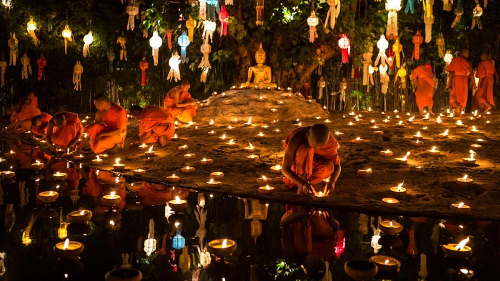 ลอยกระทง, ประเทศไทย, เทศกาลน่าเที่ยวในฤดูหนาว