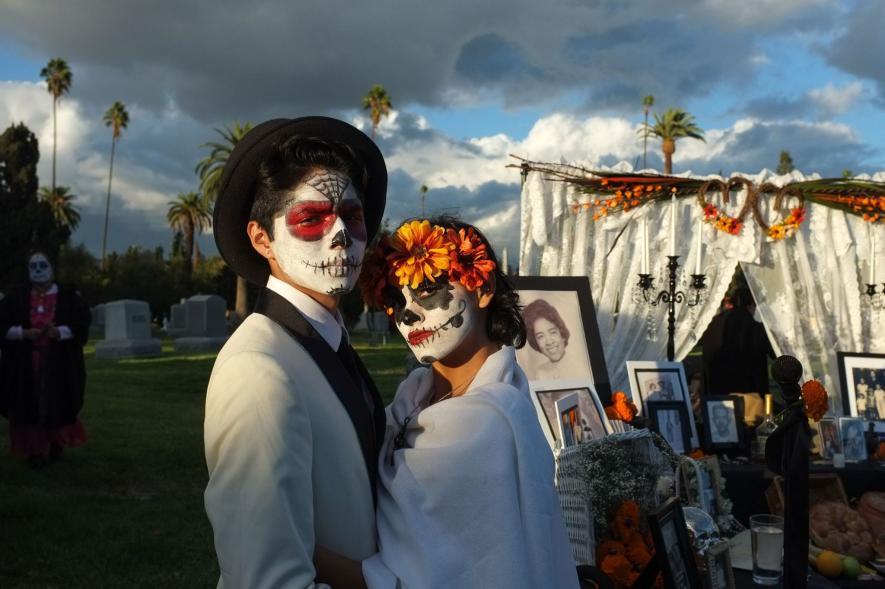 เทศกาลน่าเที่ยวในฤดูหนาว, วันแห่งความตาย, เม็กซิโก