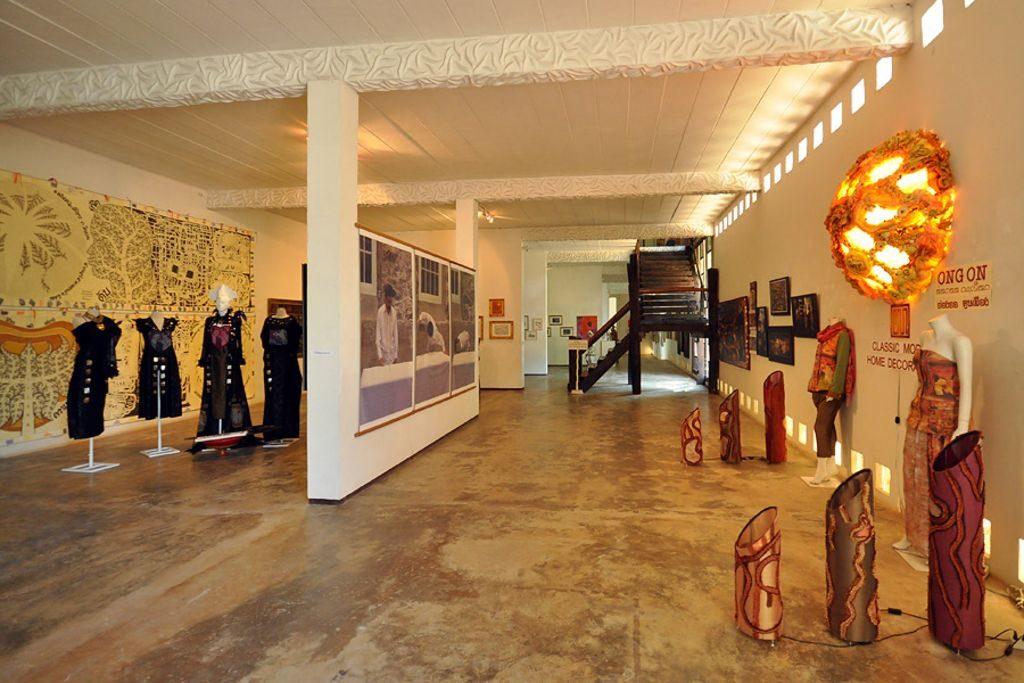 หอศิลป์ริมน่าน, น่าน, จังหวัดน่าน, พิพิทธภัณฑ์, ที่เที่ยวน่าน