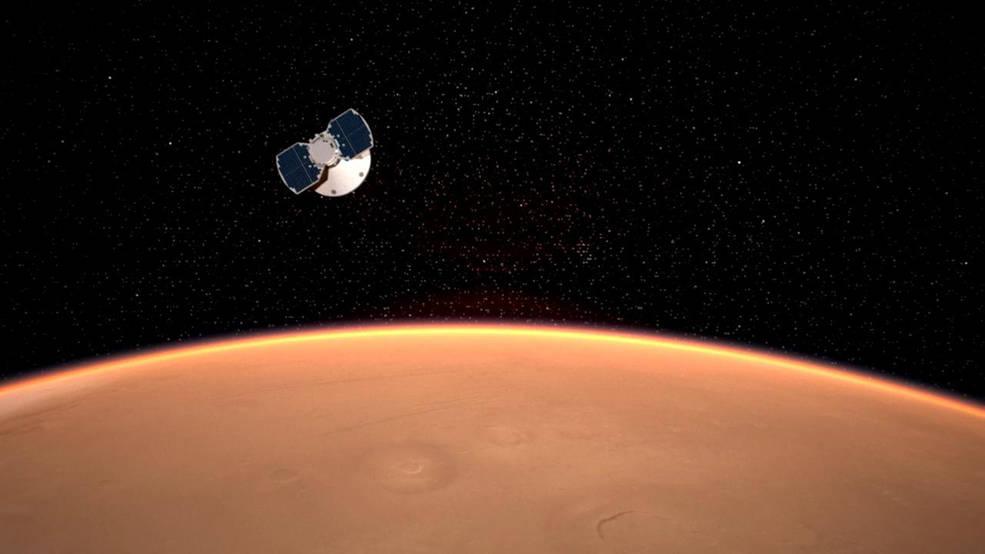 InSight, ดาวอังคาร, ยานสำรวจ, NASA