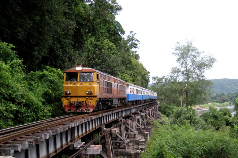 ทางรถไฟสายมรณะ, กาญจนบุรี, เที่ยวเมืองกาญ