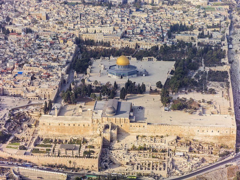 เยรูซาเลม, อิสราเอล, เมืองท่องเที่ยว