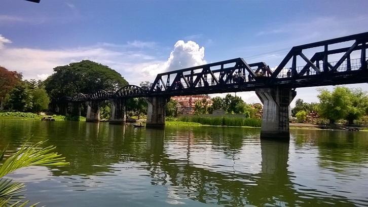 สะพานข้ามแมวน้ำแคว, ท่ามะขาม, กาญจนบุรี, เที่ยวเมืองกาญ