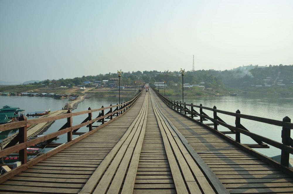สังขละบุรี, กาญจนบุรี, เที่ยวเมืองกาญ