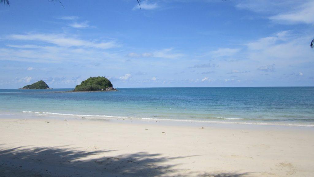 หาดนางรำ, ชลบุรี, เที่ยวหน้าหนาว, สงบ, ทะเล