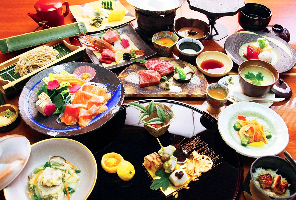 ไคเซกิ, อาหารญี่ปุ่น, ฤดูกาล, เมืองเกียวโต