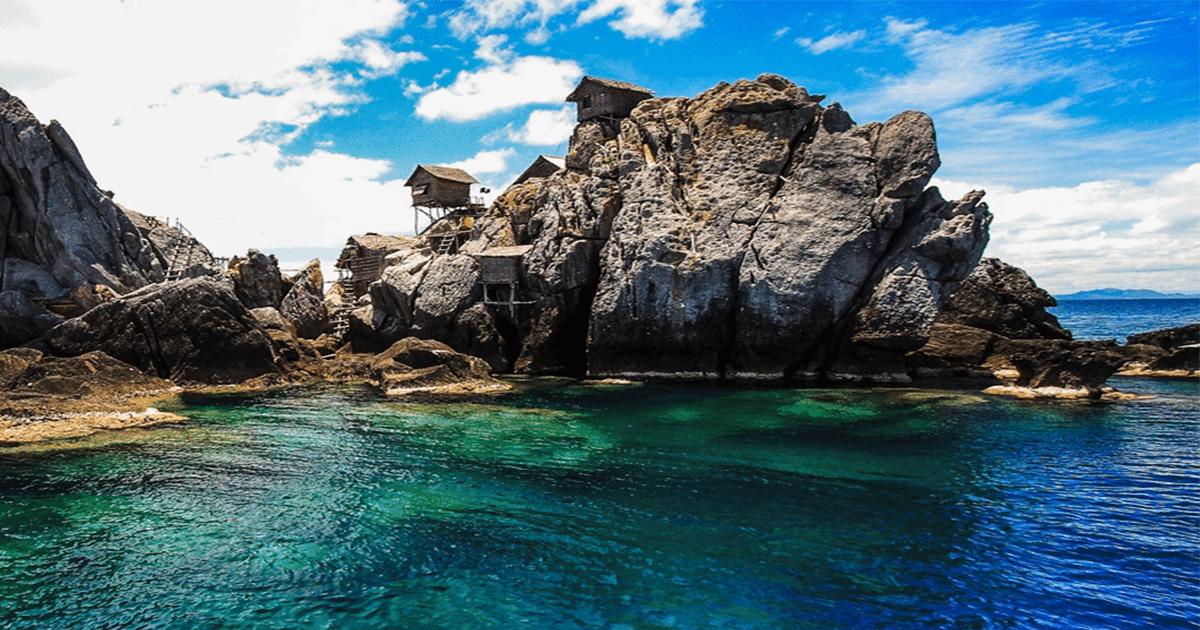 อุทยานแห่งชาติหมู่เกาะชุมพร, ดำน้ำ, เกาะ, ชมปะการัง