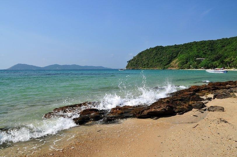 อ่าวปะการัง, เกาะเสม็ด, เกาะ, ดำน้ำ, จงหวัดระยอง