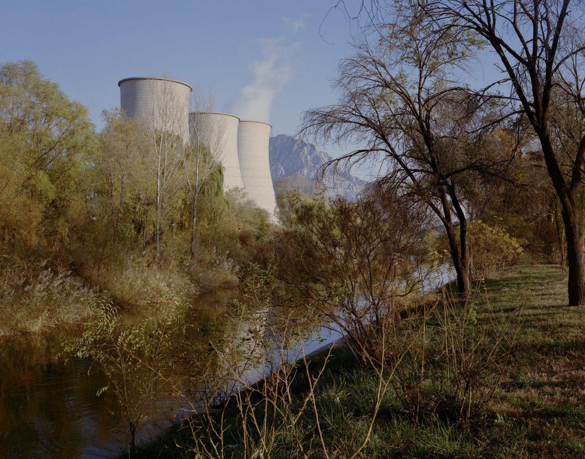 ทรัพยากรจีน, หอทำความเย็น, โรงไฟฟ้าจีน