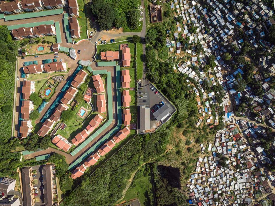 ความไม่เท่าเทียม, เดอร์บัน, แอฟริกาใต้