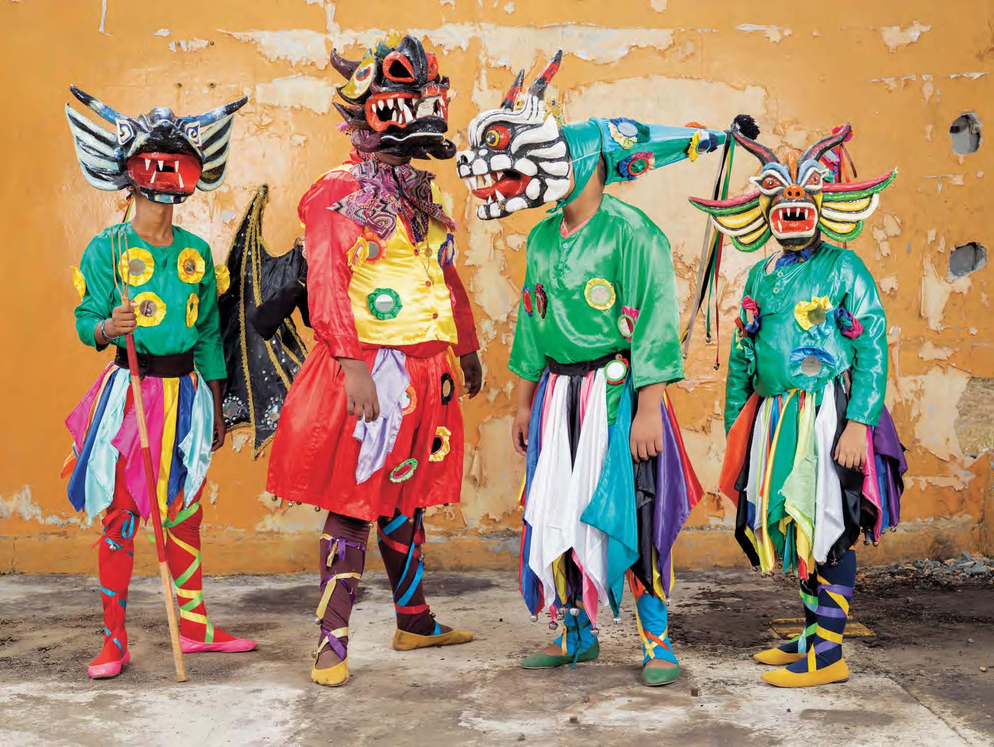 ปานามา, คาร์นิวัล, วัฒนธรรม, แอฟริกัน