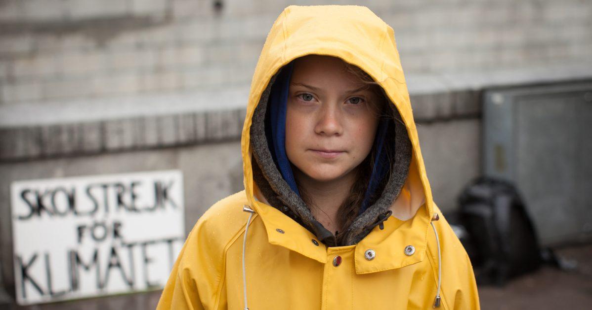 Fridays for future, เกรียตา ทุนแบร์ย, School strike for climate