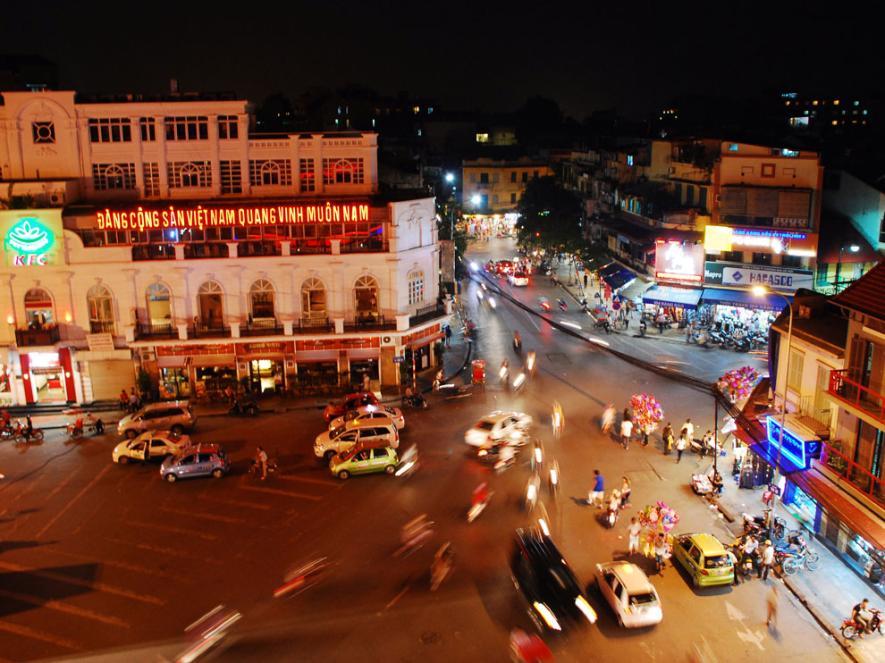เศรษฐกิจเวียดนาม, ฮานอย, ย่านเมืองเก่าฮานอย, เวียดนาม