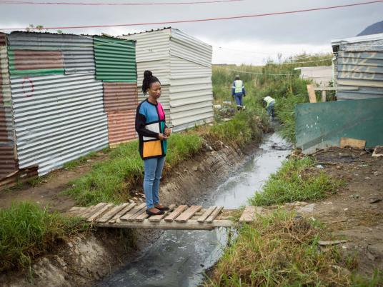 ความไม่เท่าเทียม, เคปทาวน์, แอฟริกาใต้