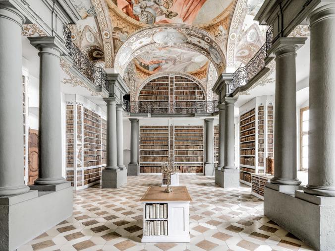 ห้องสมุด, เยอรมนี