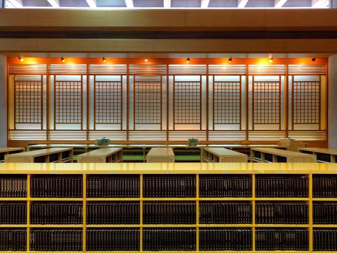 ห้องสมุด, ไต้หวัน