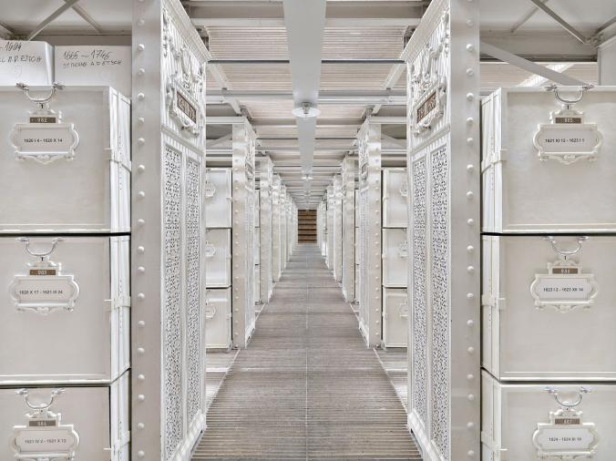ห้องสมุด, เวียนนา, ออสเตรีย