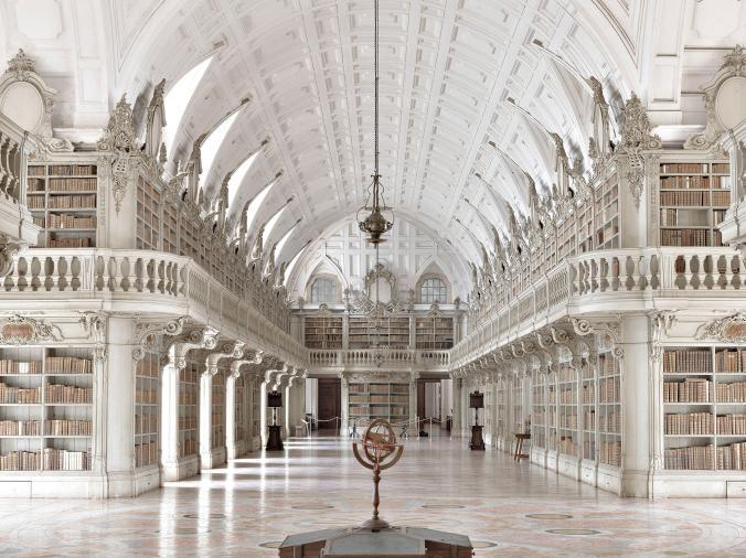 ห้องสมุด, โปรตุเกส